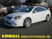 2009 Chevrolet Cobalt SS Turbocharged Coupe Front-wheel Drive