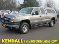 2006 Chevrolet Silverado 2500HD Truck Extended Cab 4x4