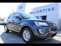 2016 Ford Explorer XLT SUV Front-wheel Drive