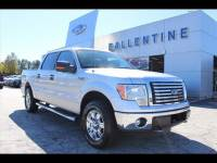 2012 Ford F-150 Truck SuperCrew Cab 4x4