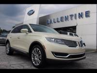 2016 Lincoln MKX Reserve SUV Front-wheel Drive