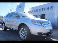 2015 Lincoln MKX SUV Front-wheel Drive
