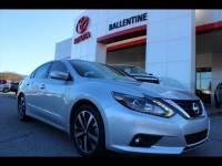 2016 Nissan Altima 2.5 SR Sedan Front-wheel Drive