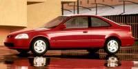 1998 HondaCivic 2dr Cpe DX Auto