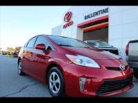 2013 Toyota Prius Four Hatchback Front-wheel Drive