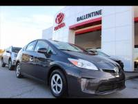 2013 Toyota Prius Two Hatchback Front-wheel Drive