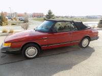 1990 Saab 900 Turbo 2dr Convertible