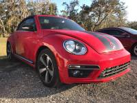 Certified Pre-Owned 2015 Volkswagen Beetle Convertible 2.0T R-Line w/PZEV Convertible For Sale Leesburg, FL