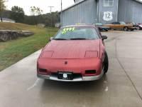 1987 Pontiac Fiero GT 2dr Coupe