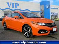 Certified Pre-Owned 2015 Honda Civic Coupe Si Front Wheel Drive 2dr Car