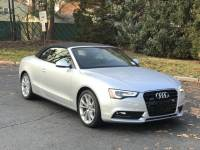 Pre-Owned 2013 Audi A5 Cabriolet 2DR CABRIO QTR AT AWD