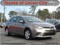 Pre-Owned 2015 Toyota Corolla LE FWD 4dr Car