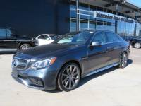 Certified Pre-Owned 2014 Mercedes-Benz AWD E 63 AMG® S-Model 4MATIC® 4dr Sedan AWD 4MATIC®