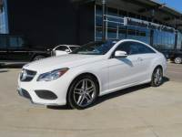 Certified Pre-Owned 2017 Mercedes-Benz E 400 2dr Coupe RWD