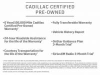 Pre-Owned 2017 Cadillac XTS Luxury Front Wheel Drive Sedan