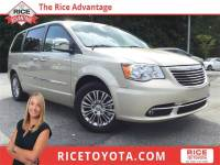 2013 Chrysler Town & Country Touring-L Van Front-wheel Drive