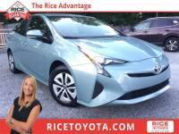 2016 Toyota Prius Two Eco Hatchback Front-wheel Drive