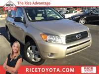 2007 Toyota RAV4 Base SUV Front-wheel Drive