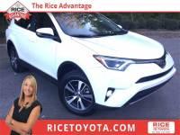 2017 Toyota RAV4 XLE SUV Front-wheel Drive