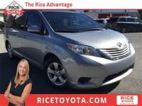 2016 Toyota Sienna LE Front-wheel Drive