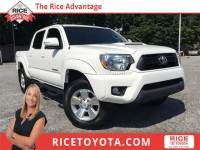 2015 Toyota Tacoma Prerunner Truck Double Cab 4x2