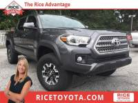 2017 Toyota Tacoma TRD Offroad Truck Double Cab 4x2