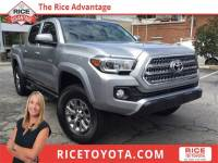 2017 Toyota Tacoma TRD Offroad Truck Double Cab 4x4