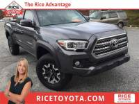 2016 Toyota Tacoma TRD Offroad Truck Access Cab 4x4
