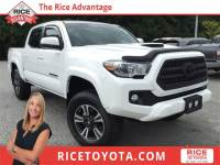 2016 Toyota Tacoma TRD Sport Truck Double Cab 4x2