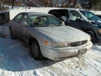2002 Buick Century Custom 4dr Sedan
