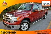 2014 Ford F-150 4x2 XLT 4dr SuperCrew Styleside 5.5 ft. SB