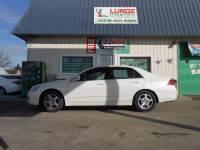 2007 Honda Accord Hybrid 4dr Sedan