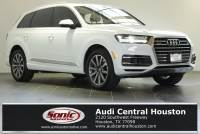 Certified Used 2017 Audi Q7 3.0T SUV in Houston, TX