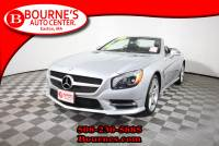2013 Mercedes-Benz SL-Class SL 550 w/ Navigation,Leather,Sunroof,Heated/Cooled Front Seats, And Backup Camera.
