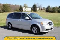 2012 Dodge Grand Caravan SXT Minivan/Van