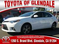 Used 2016 Toyota Corolla 4DR SDN CVT LE For Sale | Glendale CA | Serving Los Angeles | 5YFBURHE9GP471419