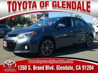 Used 2015 Toyota Corolla, Glendale, CA, , Toyota of Glendale Serving Los Angeles | 5YFBURHE0FP346162