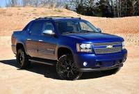 2013 Chevrolet Black Diamond Avalanche 4x4 LT 4dr Crew Cab Pickup