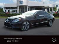 Certified Pre-Owned 2014 Mercedes-Benz E 350 Rear Wheel Drive COUPE