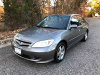 2005 Honda Civic EX Special Edition 4dr Sedan
