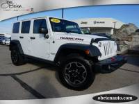 2016 Jeep Wrangler Unlimited Rubicon 4x4 SUV For Sale | Greenwood IN