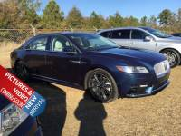 Pre-Owned 2017 LINCOLN Continental Reserve FWD Sedan