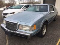 1988 Lincoln Mark VII LSC 2dr Coupe