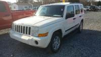 2006 Jeep Commander 4dr SUV