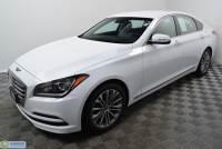 Certified Pre-Owned 2016 Hyundai Genesis 3.8L Rear Wheel Drive 4dr Car
