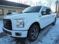 2016 Ford F-150 4x4 XLT 4dr SuperCrew 6.5 ft. SB