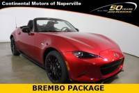Certified Pre-Owned 2016 Mazda MX-5 Miata Club RWD 2D Convertible