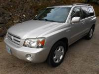2005 Toyota Highlander Limited 4dr SUV w/3rd Row