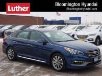 2015 Hyundai Sonata Sport Sedan in Bloomington