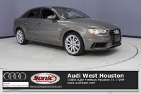 Certified Used 2015 Audi A3 1.8T Premium 4dr Sdn FWD in Houston, TX